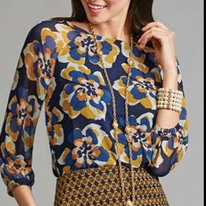Floral Cabi blouse